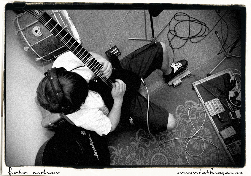 18_Bethrayer_recording_session_2010.JPG